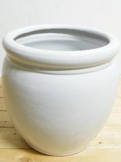 陶器製鉢カバー